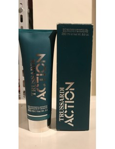 Trussardi Action Shower Gel Men 250 ml