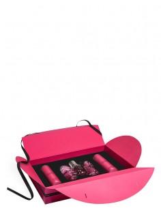 Victor & Rolf Bonbon Set ( Eau De Parfum 50 ml Spray + Body Lotion 50 ml+ Shower Gel 50 ml)