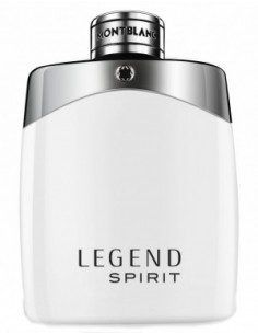 Mont Blanc Legend Spirit Homme Edt 100 Ml Spray - TESTER