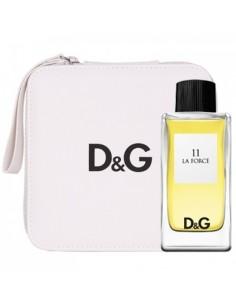 Dolce & Gabbana 11 La Force Set ( Eau De Toilette 100 ml Spray + Beauty )