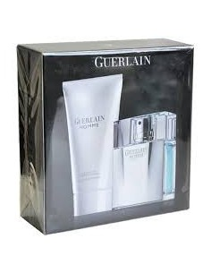 Guerlain Homme Set Eau de toilette 80 ml + Shower Gel 75 ml