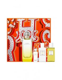 Hermes Jardin de Monsieur Li Gift Set - Eau de toilette 100 ml + Mini 7,5 ml + BL 40 ml + SG 40 ml
