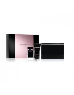 Narciso Rodriguez for Her Coffret Edt 50 ml + Body Lotion 50 ml + Pochette