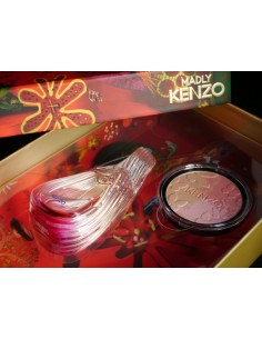 Kenzo Madly Gift Set Edt 50 ml spray + Terra Illuminante Viso