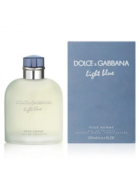 Dolce & Gabbana Light Blue pour Homme Eau de toilette 200 ml spray