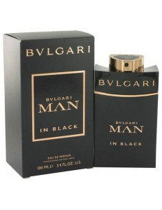 Bulgari Man In Black Eau De Parfum 100 ml Spray