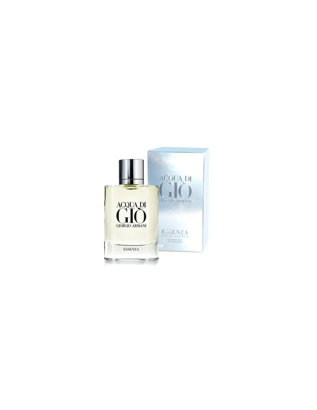 Armani Acqua Di Gio Essenza Eau De Parfum 180 Ml Spray