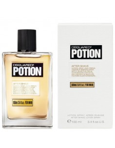 Dsquared2 Potion for Man After Shave Spray 100 ml