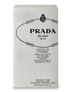 Prada Infusion d'Homme  Deodorante Spray 100 ML
