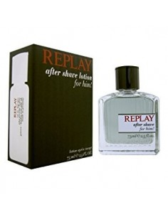 Replay for Him! After Shave Lotion 75 ml