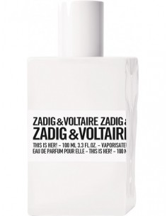 Zadig & Voltaire This is Her! Eau de Parfum 100 ml spray - TESTER