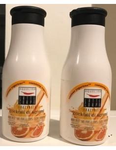 Aquolina Latte Corpo Cocktail di Agrumi 250 ml x 2