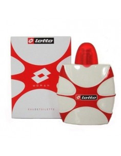 Lotto Woman Eau De Toilette 100 ml Spray