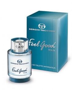 Sergio Tacchini Feel Good Man Eau De Toilette 50 ml Spray