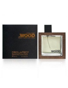 Dsquared2 He Wood Rocky Mountain Eau de toilette 100 ml spray