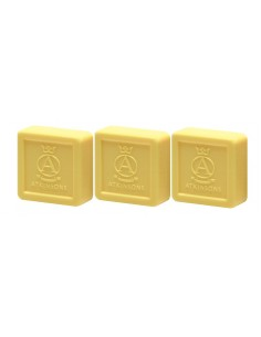 Atkinsons Arancia Amara Luxury Soap Set 3 pezzi