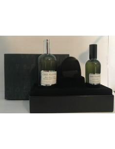 Geoffrey Beene Grey Flannel Good Business Scent Gift Set: Eau De Toilette 60 ml Spray+After Shave Balm 120 ml+Sapone 40 gr.