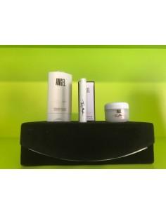 Thierry Mugler Angel Coffret (Fialetta Eau De Parfum 1,2 ml Spray + Body Lotion 25 ml+ Body Cream 15 ml )