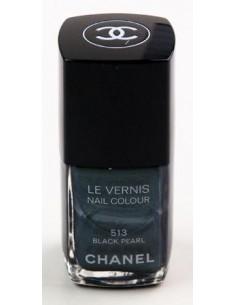 Chanel Le Vernis Smalto Lunga Tenuta 513 Black Pearl