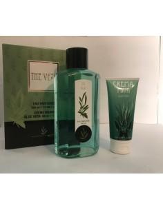 Sireta The Vert Set: Eau Parfumee 500 ml + Crema mani Aloe Vera 100 ml