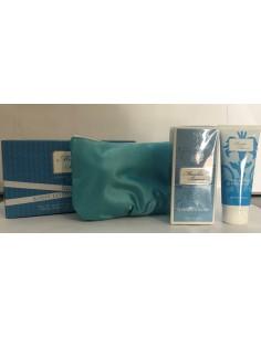 Sireta Muschio Bianco Set: Eau De Parfum 30 ml Spray+Body Lotion 100 ml +Pochette