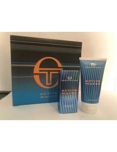 Sergio Tacchini Active Water Set: Eau De Toilette 27 ml Spray+Shower Gel 150 ml