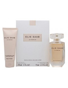 Elie Saab Coffret (Edt 90 ml Spray + Latte Corpo 75 ml )