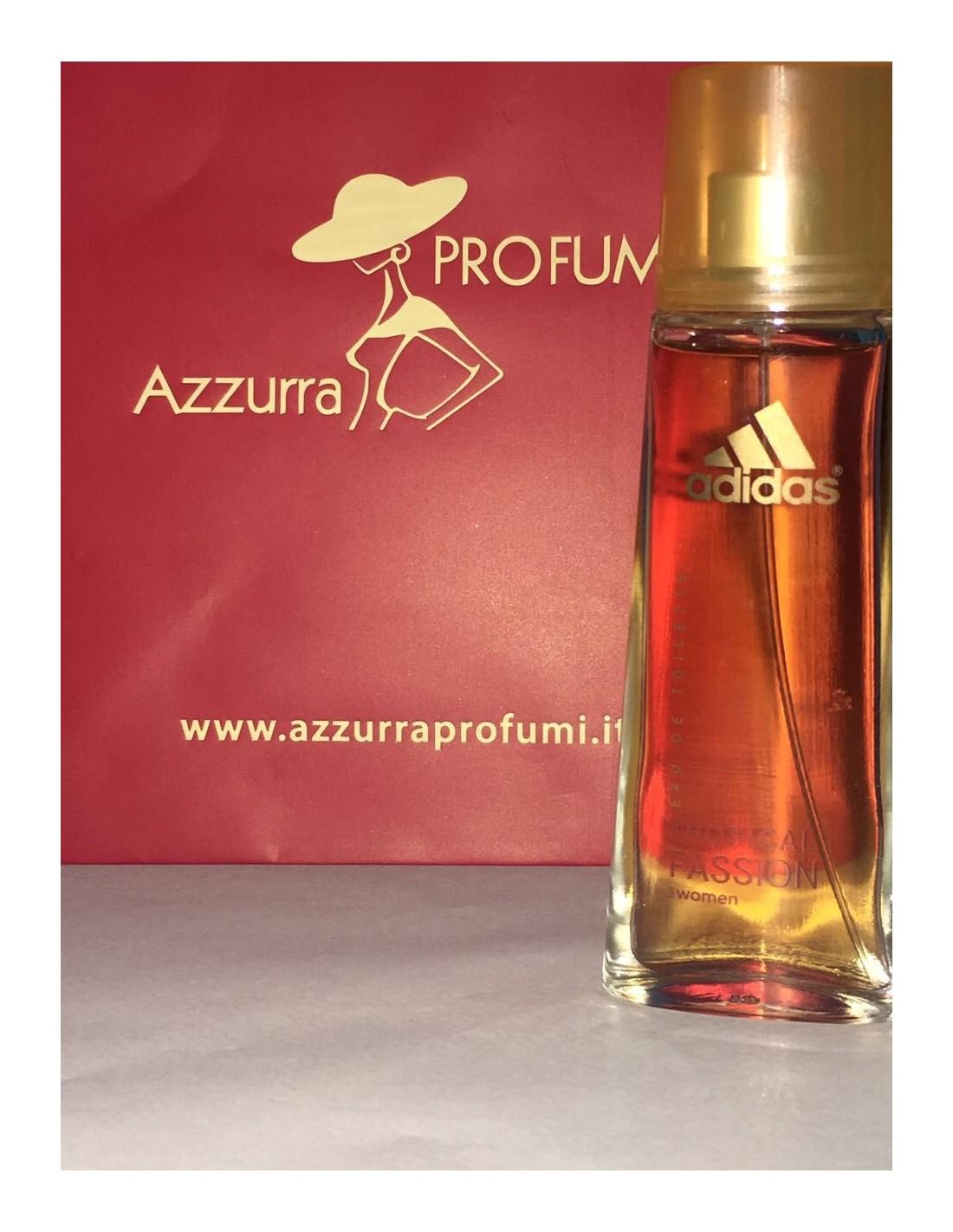 Adidas Tropical Passion Eau De Toilette 50 ml Spray TESTER