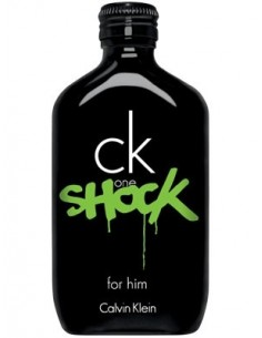 Calvin Klein Ck One Shock Him Eau de toilette 200 ml spray - Tester