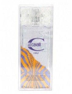 Cavalli Just Him Eau de toilette 60 ml spray - Tester