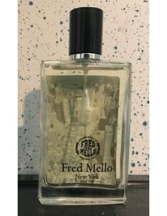 Fred Mello New York Uomo Eau de toilette 100 ml spray - Tester
