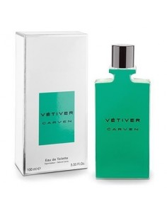 Carven Vetiver Eau De Toilette 100 ml Spray