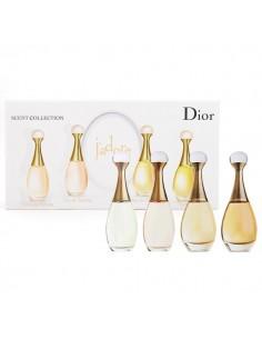 Dior J'Adore La Collection Set 4 Miniature x 5 ml