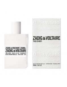 Zadig & Voltaire This is Her! Eau de parfum 50 ml spray