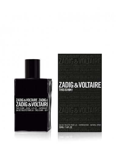 Zadig & Voltaire This is Him! Eau de toilette 50 ml spray