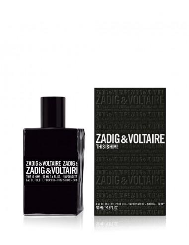 Zadig & Voltaire This is Him! Eau de toilette 50 ml spray