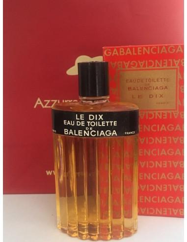 Balenciaga Le Dix Eau De Toilette 110 ml Spray