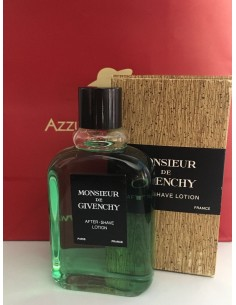 Givenchy Monsieur After Shave 120 ml