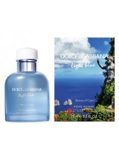 Dolce & Gabbana Light Blue Beauty of Capri Pour Homme Eau de toilette 75 ml Spray