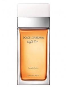 Dolce & Gabbana Light Blue Sunset in Salina Eau De Toilette 50 ml Spray - TESTER