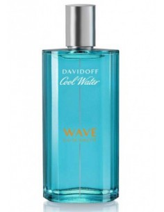 Davidoff Cool Water Wave Eau De Toilette 125 ml Spray - TESTER