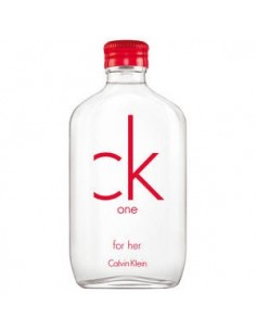 Calvin Klein CkOne Red Edition for Her Eau de toilette100 ml spray - TESTER
