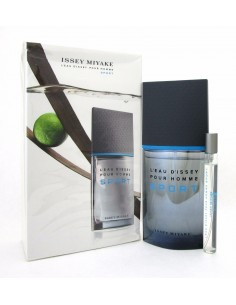 Issey Miyake L'Eau D'Issey Pour Homme Sport Set (Edt 100 ml spray+ Edt 10 ml)