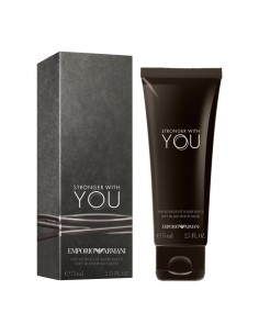 Emporio Armani Stronger With You Soft Beard Moisturizer 75 ml