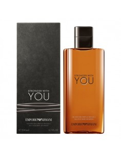 Emporio Armani Stronger With You All-Over Body Shampoo 200 ml