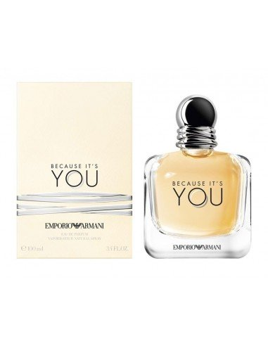 Emporio Armani Because It's You Eau de Parfum 50 ml spray
