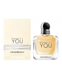 Emporio Armani Because It's You Eau de Parfum 100 ml spray