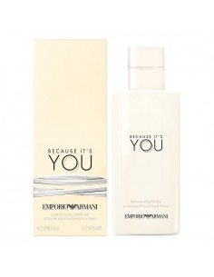 Emporio Armani Because It's You Body Lotion 200 ml