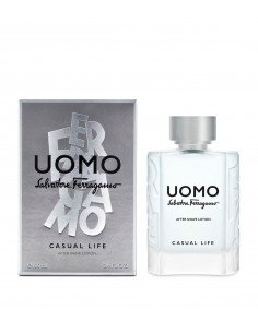 Salvatore Ferragamo Uomo Casual Life After Shave Lotion 100 ml