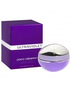 Paco Rabanne Ultraviolet Woman Eau de parfum 80 ml spray